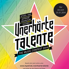 Event – Unerhörte Talente