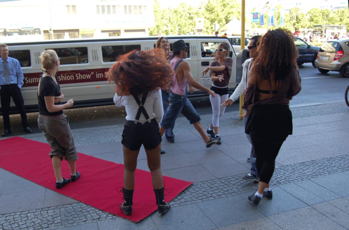 Guerilla-Fashion